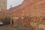 «رانش زمین» دیگر یک پدیده دور نیست/ خانه تبریزی ها، زیر سیل سنگ