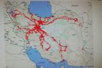 نقشهای که نشان داد قم چگونه ایران را مبتلا کرد؟