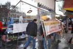 مدیرعامل سازمان آتش نشانی شهرداری تبریز: راه اندازی تونل ضدعفونی شهروندی در بازار تبریز